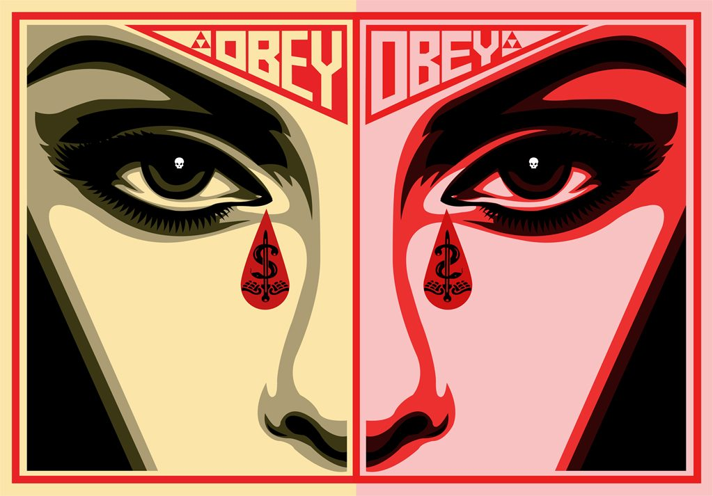 obey tear by greylulzlulz